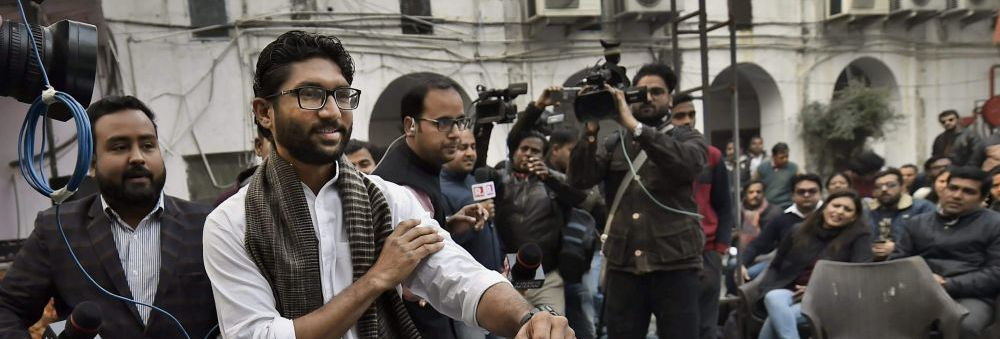 Jignesh Mevani, Republic TV and the Incomplete Story of Chennai's Media Solidarity